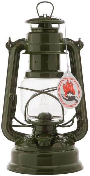 Feuerhand Petroleumlampe Sturmlaterne (olivgrün)