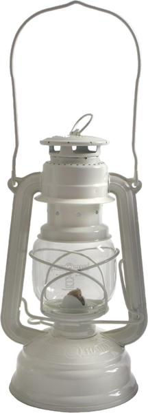 Feuerhand Petroleumlampe Sturmlaterne (reinweiss)