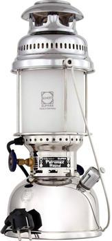 Petromax HK500/829 Elektro-Tischlampe chrom
