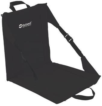 Outwell Folding Beach Chair (black)