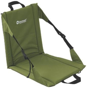 Outwell Folding Beach Chair (green)