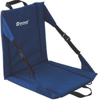Outwell Folding Beach Chair (blue)