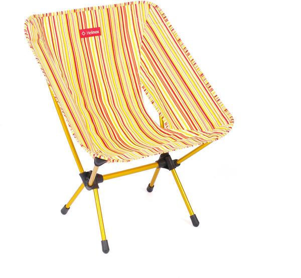 Helinox Chair One red stripe