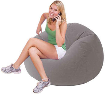 Intex Beanless Bag Chair (grey)