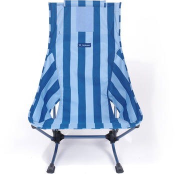 Helinox Beach Chair (blue stripe/navy)