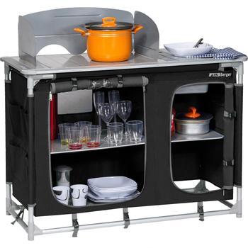 Berger Campingküche mit Spüle