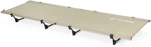 Helinox Lite Cot Camp Bed beige/white