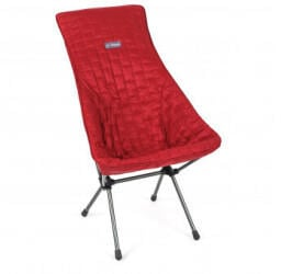 Helinox Seat Warmer for Sunset Chair scarlet/iron
