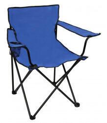 Trend Line Campingstuhl mit Armlehne blau