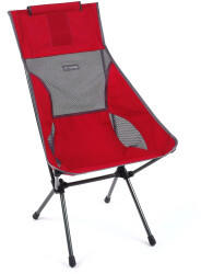 Helinox Sunset Chair (scarlet red/iron grey)