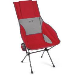 Helinox Savanna Chair Faltstuhl - Scarlet/Iron