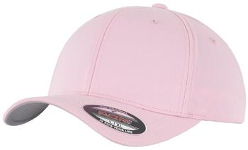 Flexfit 6277 Wooly Combed pink