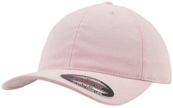Flexfit 6997 Garment Washed Cotton Dad Hat pink