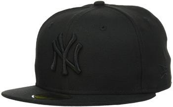 New Era New York Yankees Black on Black 59FIFTY black