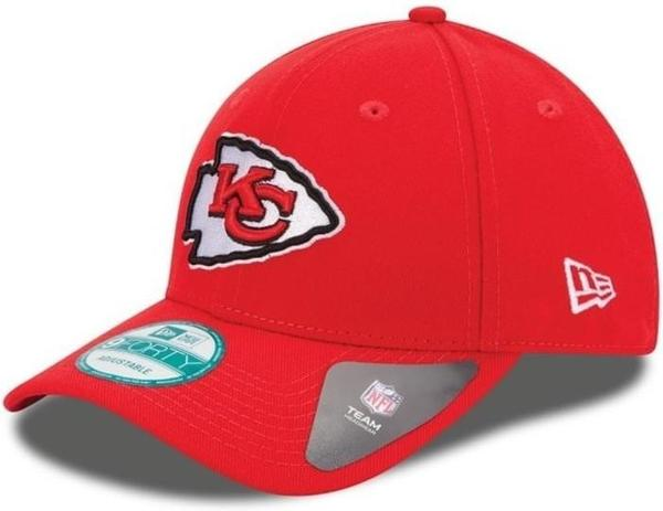 New Era Kansas City Chiefs NFL League 9Forty red