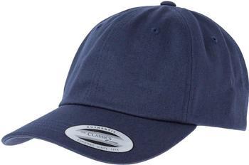 Flexfit 6245CM Low Profile Cotton Twill Dad Hat navy