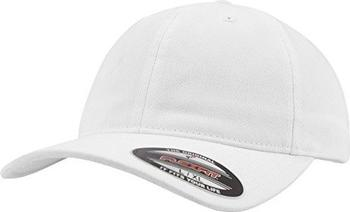 Flexfit 6997 Garment Washed Cotton Dad Hat white