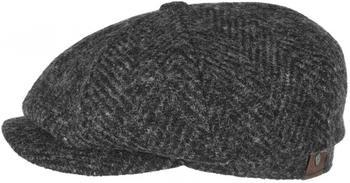 Stetson Hatteras Schurwolle schwarz