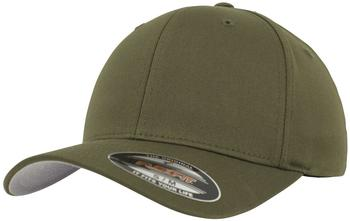 Flexfit 6277 Wooly Combed olive
