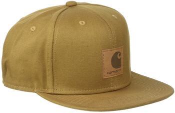 Carhartt WIP Logo Cap hamilton brown