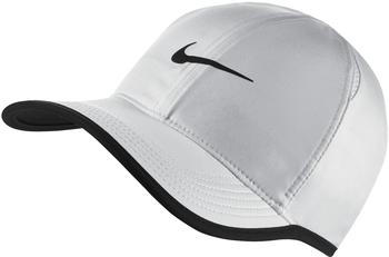 Nike Nikecourt Featherlight Cap white/black/white/black