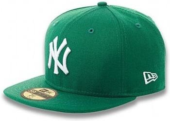 New Era New York Yankees Fitted 59FIFTY green