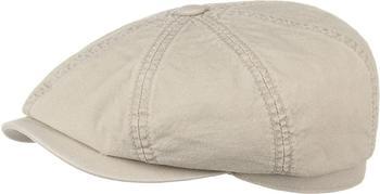 Stetson Hatteras Baumwolle beige
