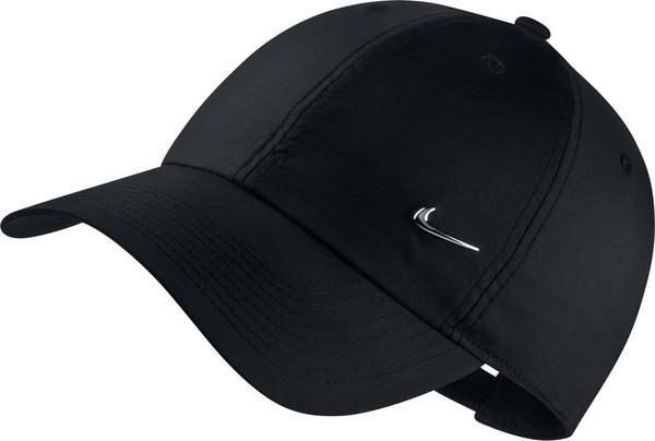 Nike Metal Swoosh H86 black/metallic silver