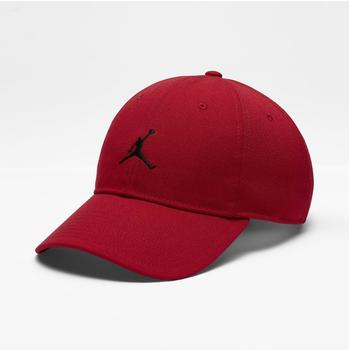 Nike Jordan Jumpman H86 adjustable Cap gym red/black