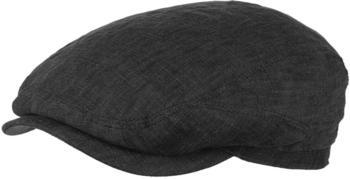 stetson-belfast-leinen-schwarz