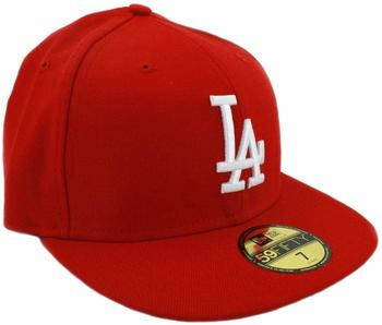 New Era Los Angeles Dodgers MLB Basic 59FIFTY red/white