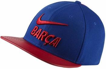 Nike FC Barcelona Cap blue