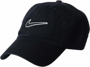 Nike Heritage 86 Essential Swoosh Cap black