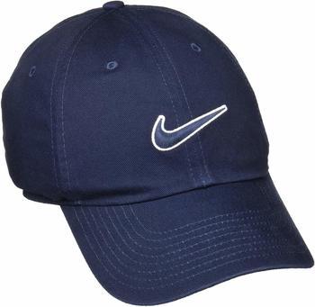Nike Heritage 86 Essential Swoosh Cap blue
