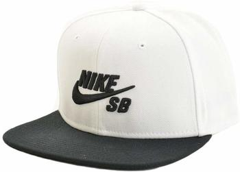 Nike SB Icon Cap white