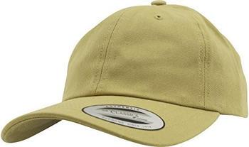 Flexfit 6245CM Low Profile Cotton Twill Dad Hat curry
