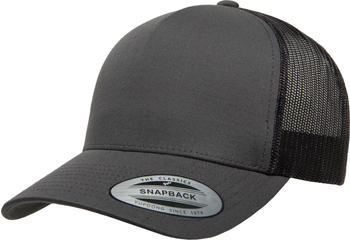 Flexfit 6506 5-Panel Retro Yupoong Trucker charcoal