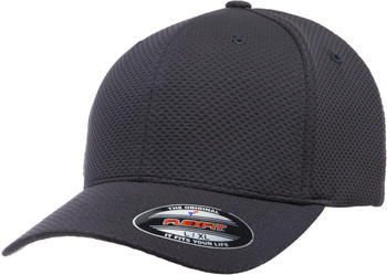 Flexfit 6584 Flexfit Cool & Dry 3D Hexagon Jersey Cap black