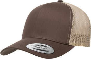 Flexfit 6606T Retro Trucker 2-Tone brown/khaki