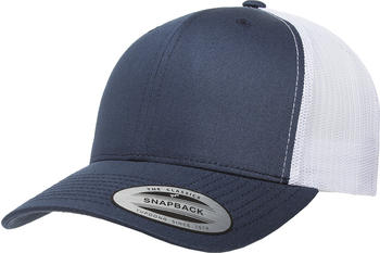 Flexfit 6606T Retro Trucker 2-Tone navy/white