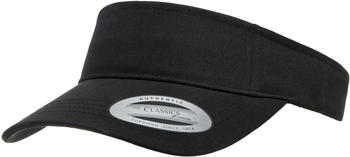 Flexfit 8888 Yupoong Sports Sun Visor black
