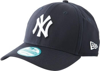 New Era 940 League Basic NY Yankees Cap navy/white