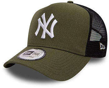 New Era Seasonal Heather Trucker Cap New York Yankees
