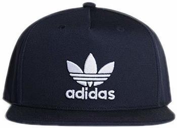 Adidas Trefoil Snap-Back Cap collegiate navy