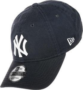 New Era Team Unstructured Wash Cap New York Yankees