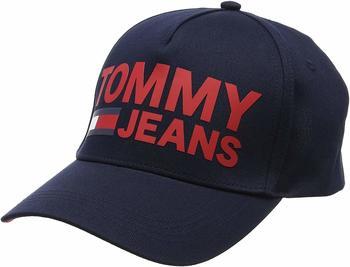 Tommy Hilfiger Tju Printed Cap blue
