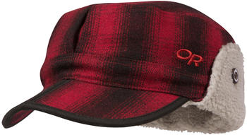 Outdoor Research Yukon Cap redwood/black