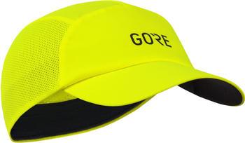Gore M Mesh Cap neon yellow