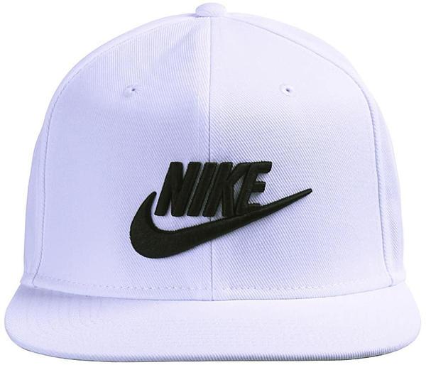 Nike Sportswear Pro Cap white/pine green/black