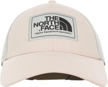 The North Face Mudder Trucker Cap pink salt/asphalt grey